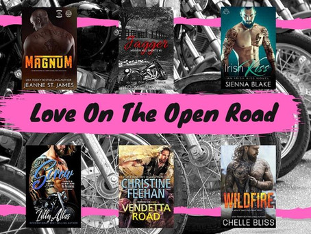 Love On The Open Road - 10 MC Romance Novels