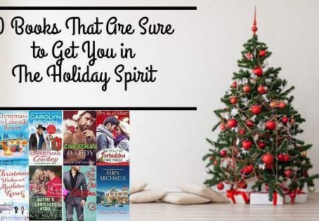10 Books That Are Sure to Get You in The Holiday Spirit