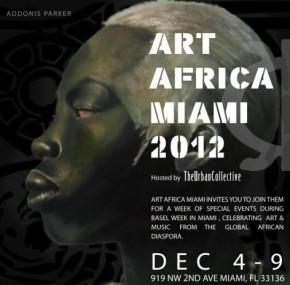 Art Africa Miami 2012
