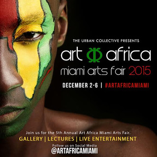 Art Africa Miami Arts Fair 2015