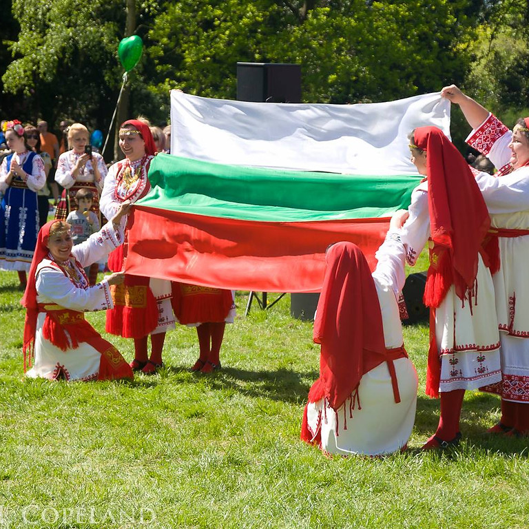 """IX Bulgarian Folk Fest """"На Гергьовско хоро в Лондон"""""""