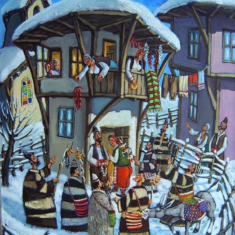 "Коледен концерт ""Ой Коледо, мой Коледо"""