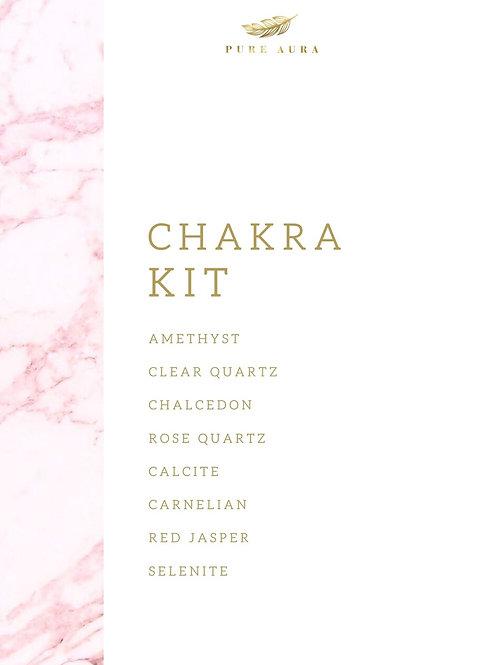 Mini Chakra Crystal Kit