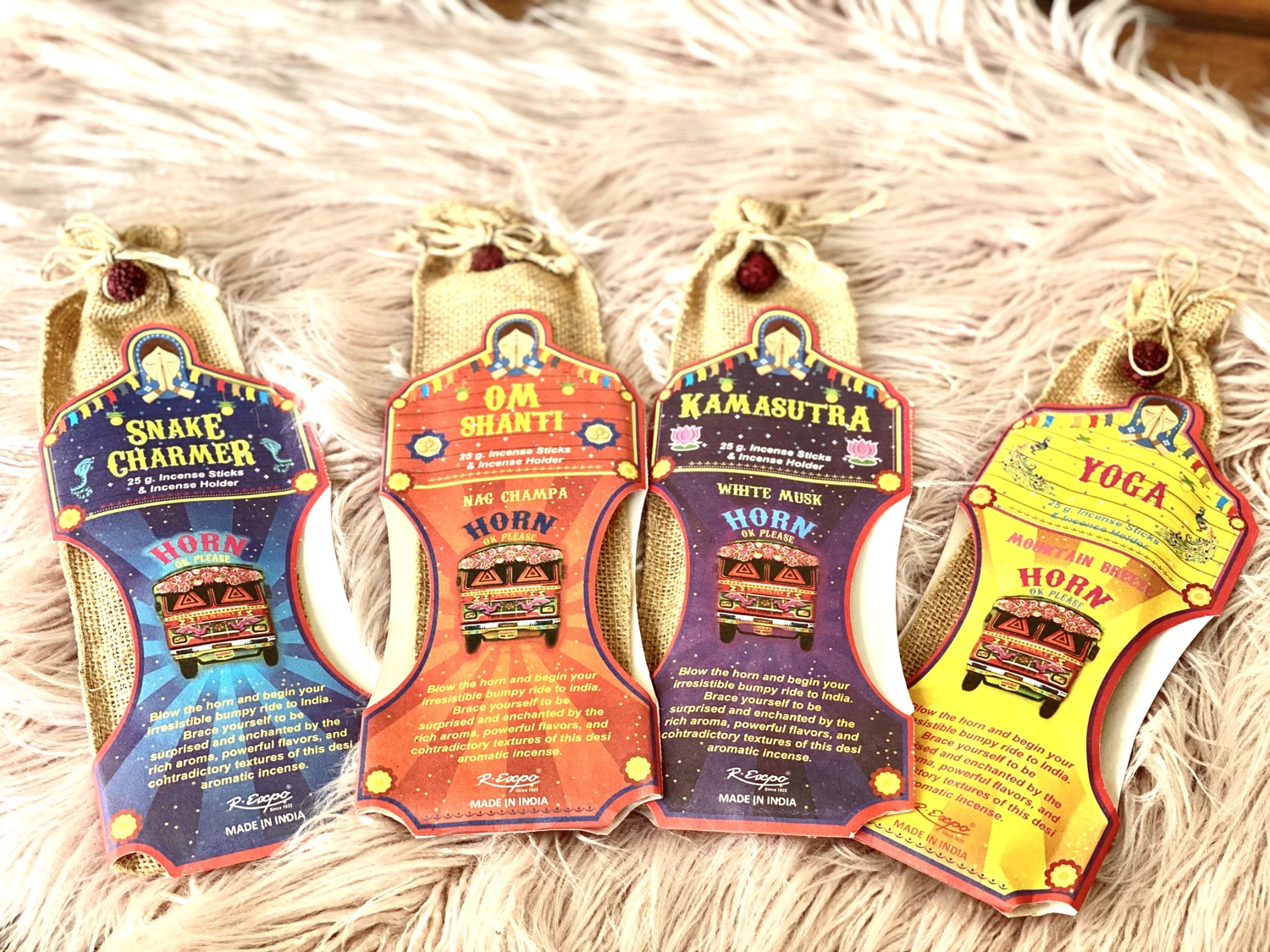 Incense Pack's