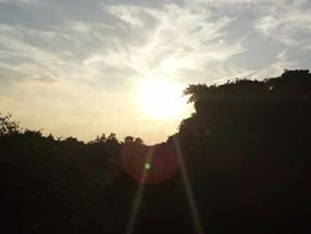 Gunny's Corner: Staring into the sun