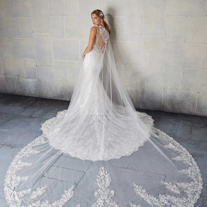 The Bridal Cape: They're Super!