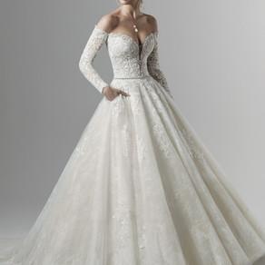 A Silhouette Showdown: 4 Most Popular Wedding Dress Shapes