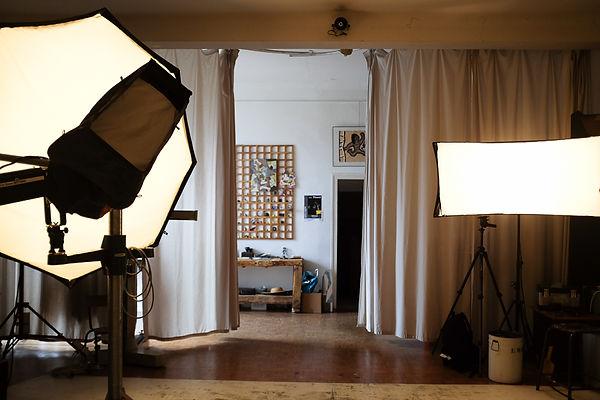 Studio de Bernard Minier