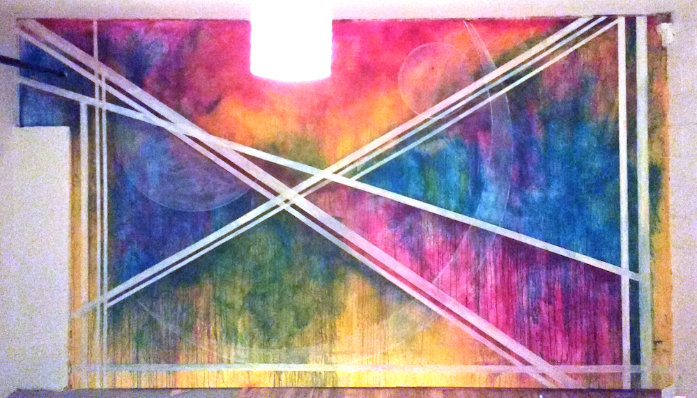 Metro Loft Mural