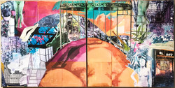 Encaged (a diptych)