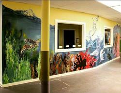 Mural for International PreSchool