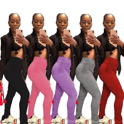 Stacked Pants (All 5 Colors)