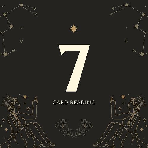 7-card reading
