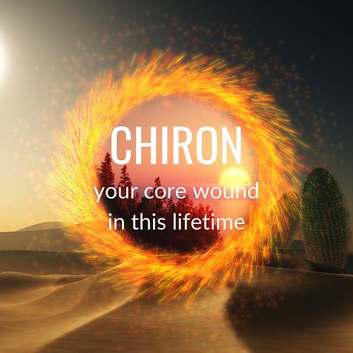 Chiron Retrograde Workshop