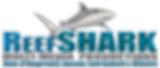 2020 ReefShark Productions logo with tag