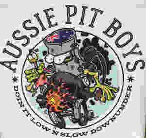 Aussie Pit Boys