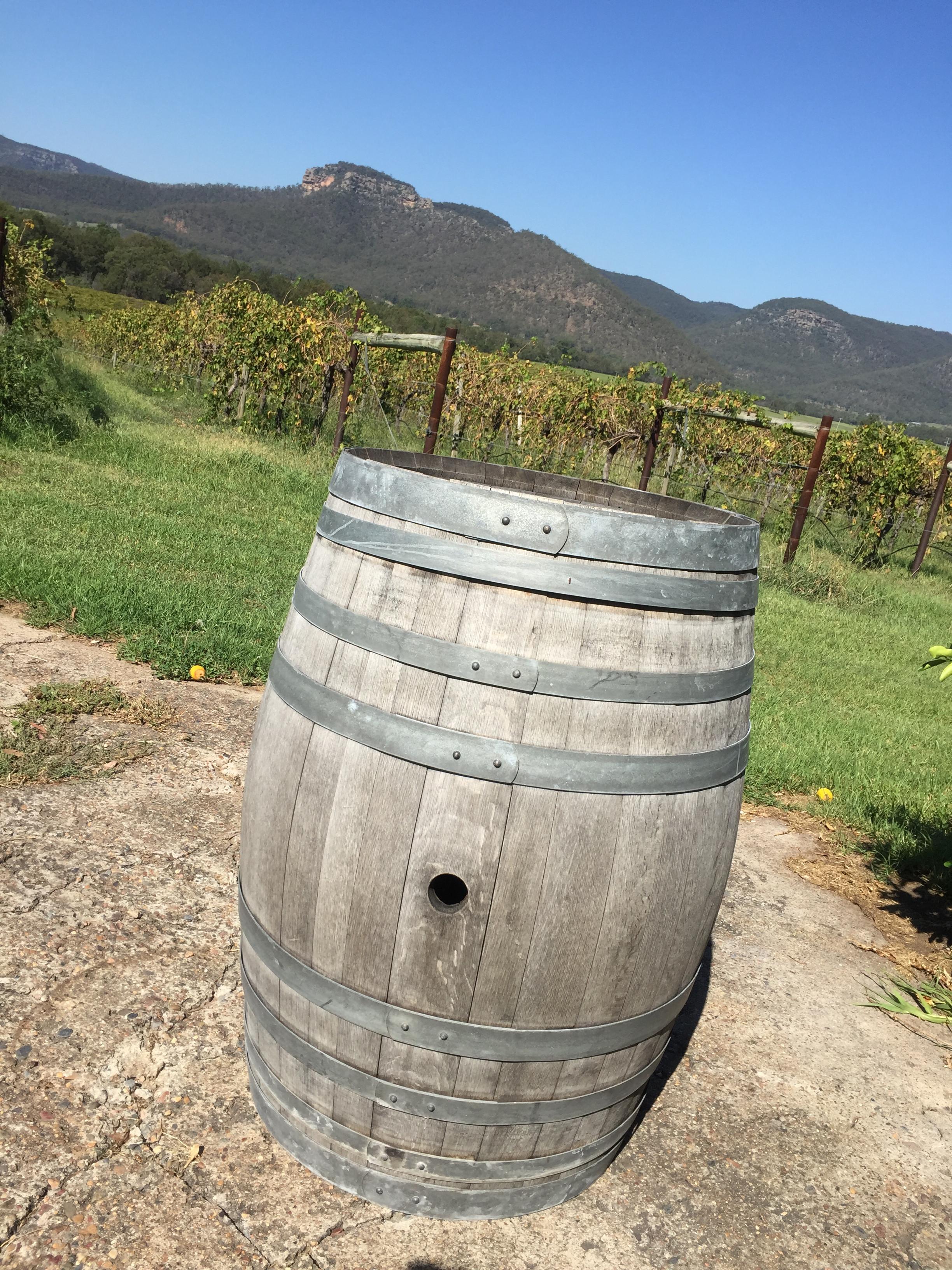 Broke Fordwich Wine Trail Tour ex HV