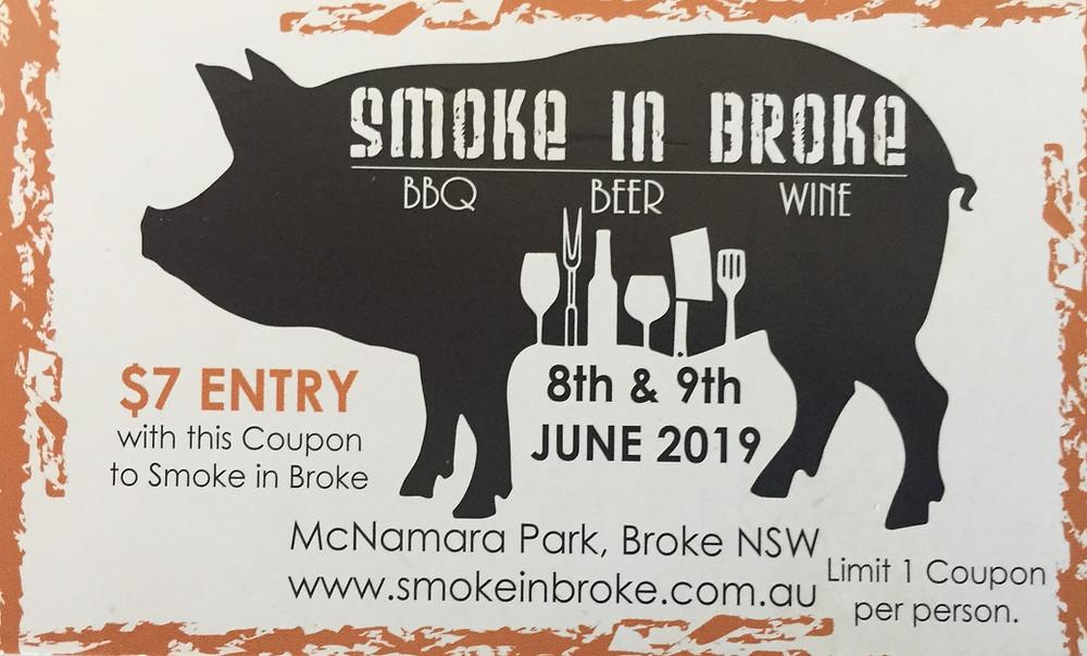 Smoke in Broke 2019