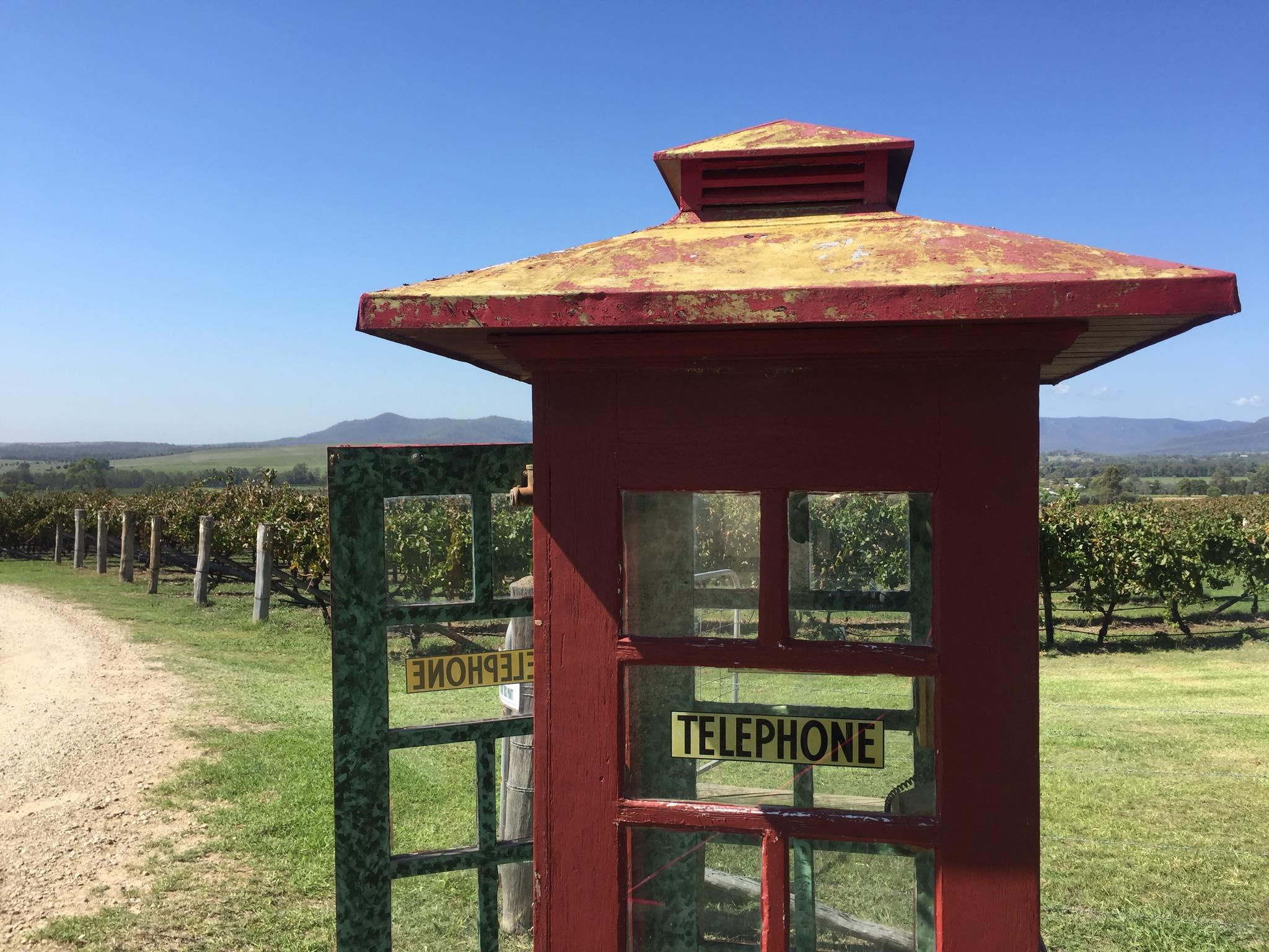 Broke Fordwich Wine Trail Tour ex SYD
