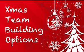 Christmas team building options by Sabre