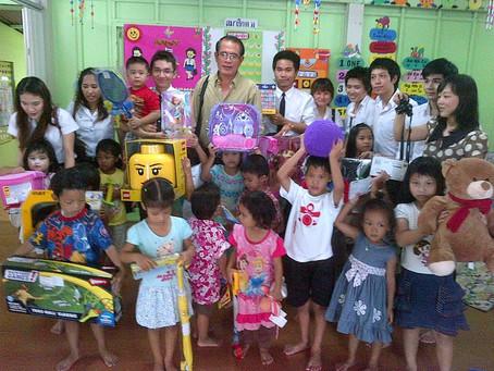 Charity / CSR team building experiences
