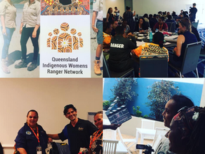 Team development in Cairns with the QLD Indigenous Women's Ranger Network