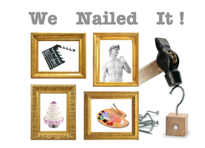We Nailed It! - Or Did We?