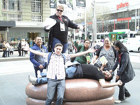 Team Building activities in Melbourne by Sabre.