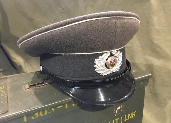 East German Army / NVA Infantry Visor Cap