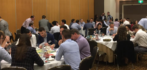 Team building by Sabre with KPMG in Canberra Australia