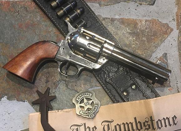 Colt 45 Peacemaker Chrome Finish