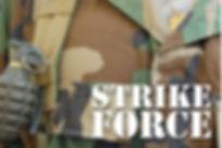 The Strike Force logo