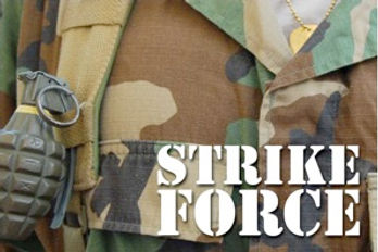 Strike Force team building activity for conferences, off-sites and learning and development