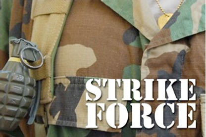 The Strike Force logo