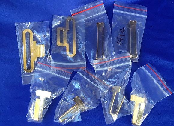 Australian Army belt brass set un-issued in bags