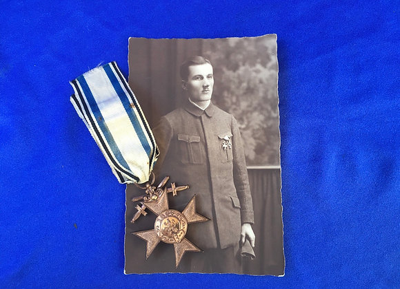 Bavarian Military Cross of Merit 3rd Class