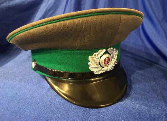 East German Border Guard Visor Cap