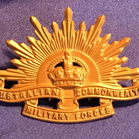 Militaria and Military Antiques Rising Sun Badge