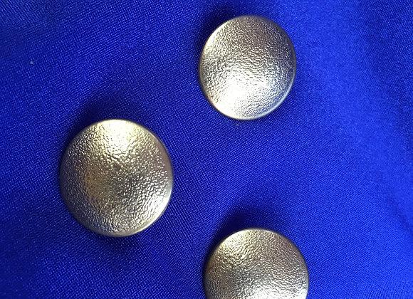 WW2 German Gold Gilt dress buttons Assman marked