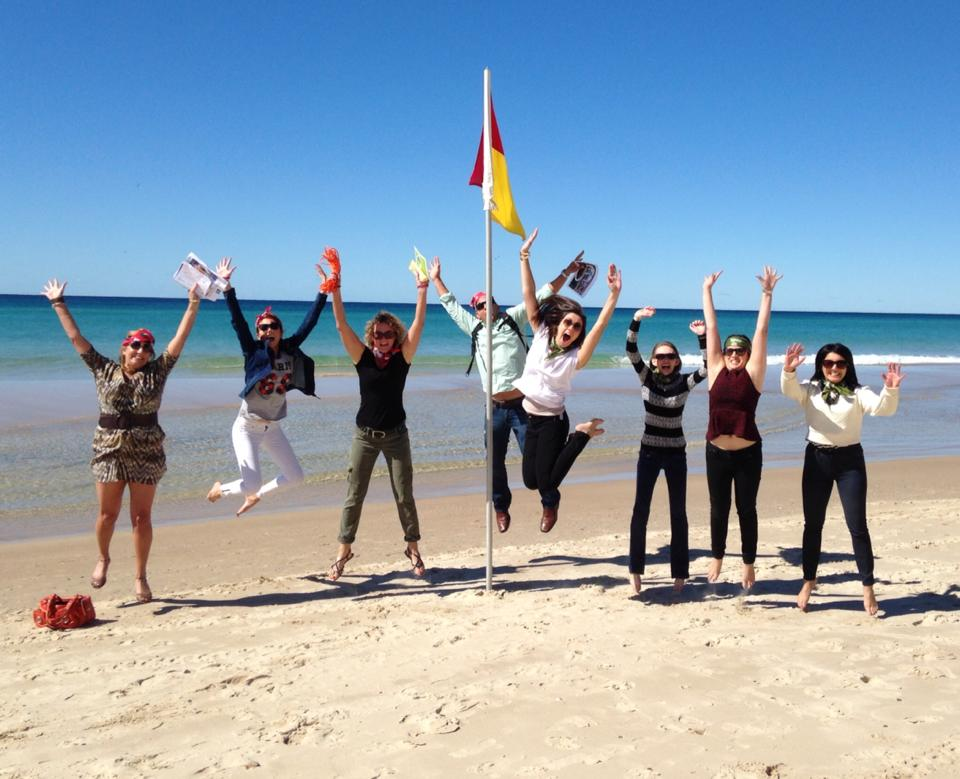 Byron Bay Team Building