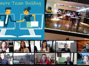 Online workshops for developing remote and hybrid teams