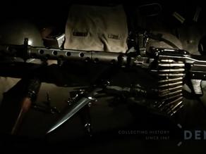 New Video of the MG34 WW2 Machine Gun Replica by Denix