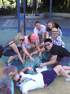 Team Building on the Gold Coast