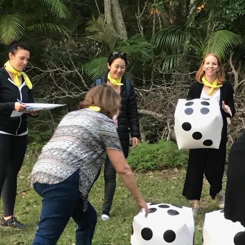 Fun Brisbane team building