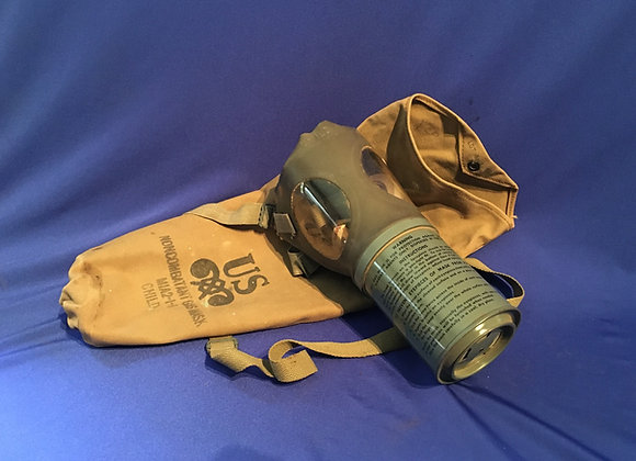 US Non Combatant Child Gas Mask
