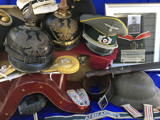 Military Memorabilia by Sabre Militaria