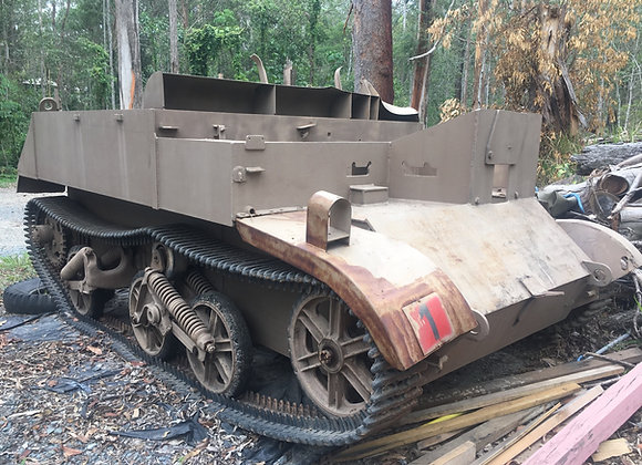 WW2 Bren Gun Carrier