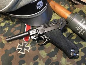 Replica Pistol Spotlight: The Denix Luger P08 Replica