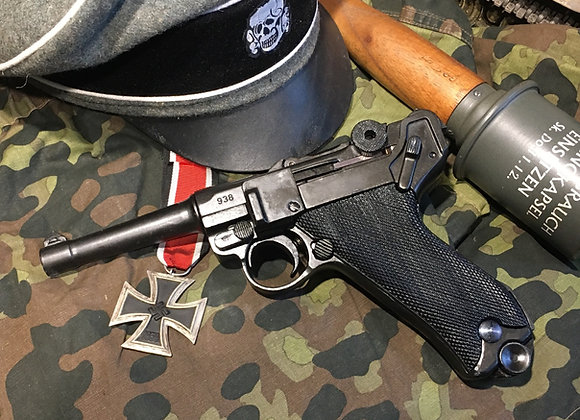 WW1 / WW2 German Luger 9mm