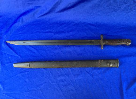 WW2 Aus .303 Lee Enfield Bayonet